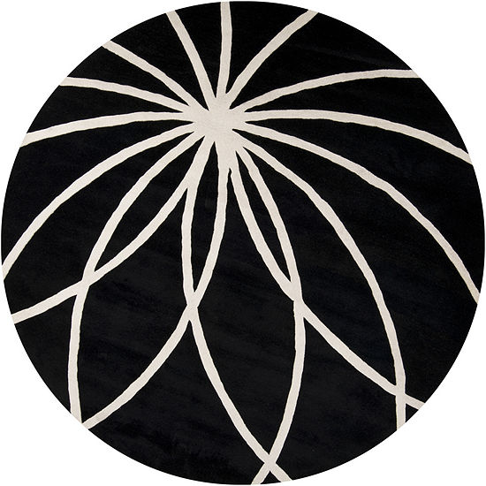 Decor 140 Asano Hand Tufted Round Rugs