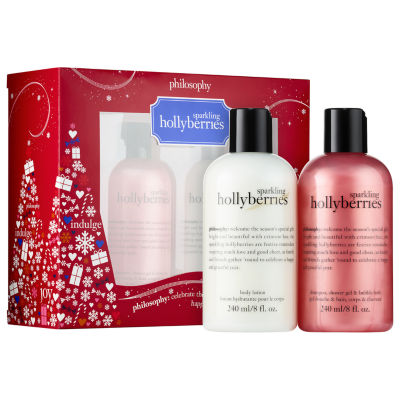 philosophy Sparkling Hollyberries
