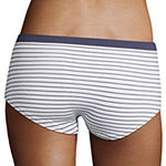Flirtitude® Seamless Boyshort