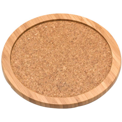 Lipper Lazy Susan with Cork Lining