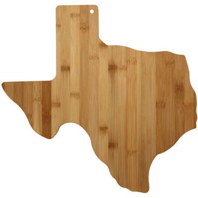 Totally Bamboo® Texas Cutting Board