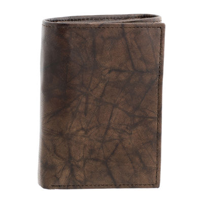 Men's Stafford® Leather RFID Trifold Wallet