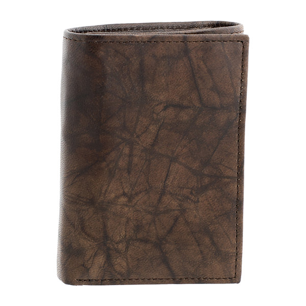 Stafford® Leather RFID Trifold Wallet