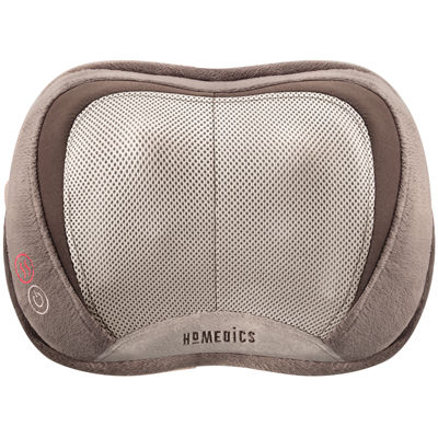 HoMedics® 3D Shiatsu and Vibration Massage Pillow with Heat