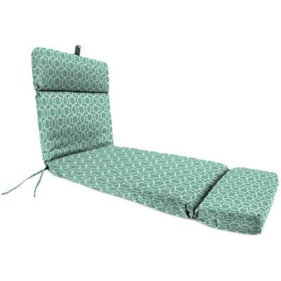 """French-Edge 22x72"""" Chaise Chair Cushion"""