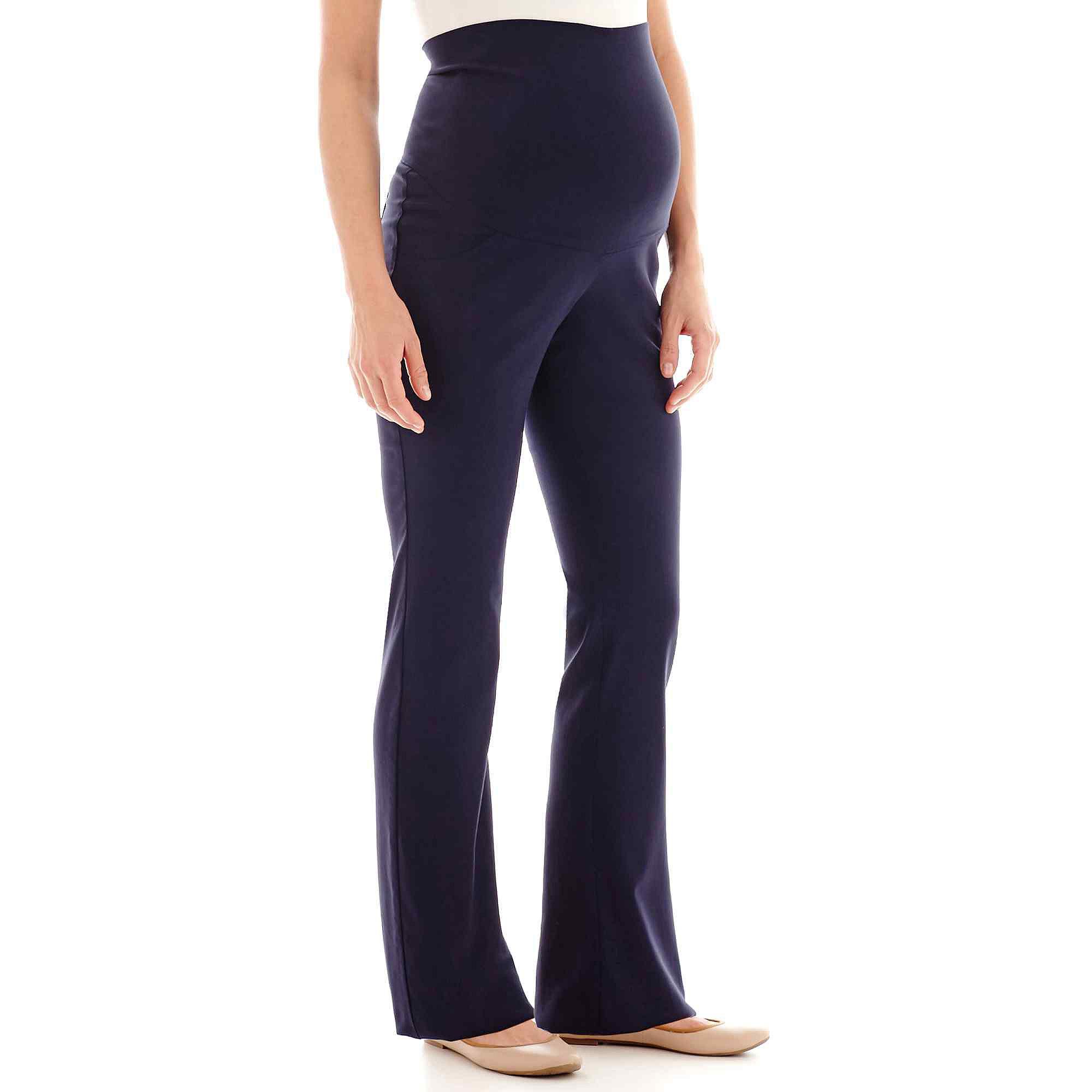 Maternity Millennium Overbelly Trouser Pants plus size,  plus size fashion plus size appare