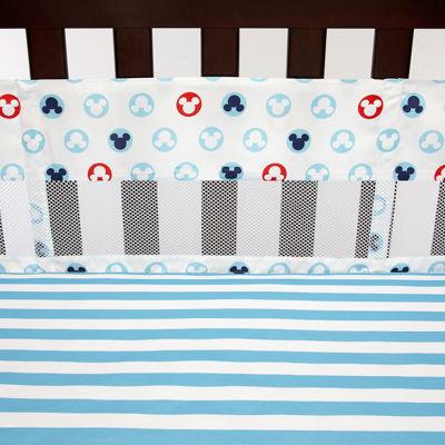 Disney Mickey Crib Liner