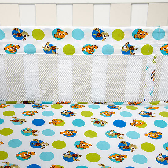 Disney Nemo Crib Liners