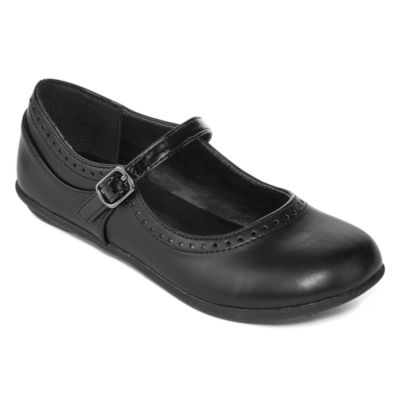 Arizona Spitz Girls Ballet Flats - Little Kids