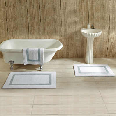 Better Trends 2-pc. Reversible Bath Rug Set