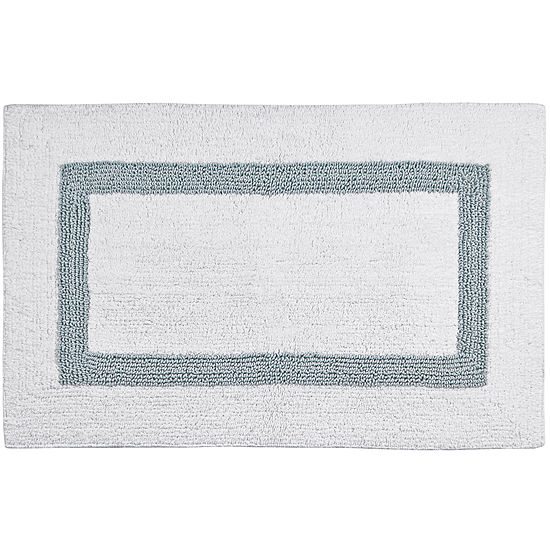 Better Trends Hotel Collection Cotton Reversible Bath Rug