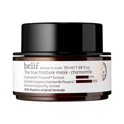 belif The True Tincture Mask - Chamomile