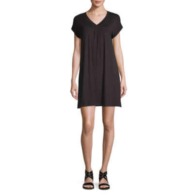 a.n.a Tshirt Dress Short Sleeve T-Shirt Dresses