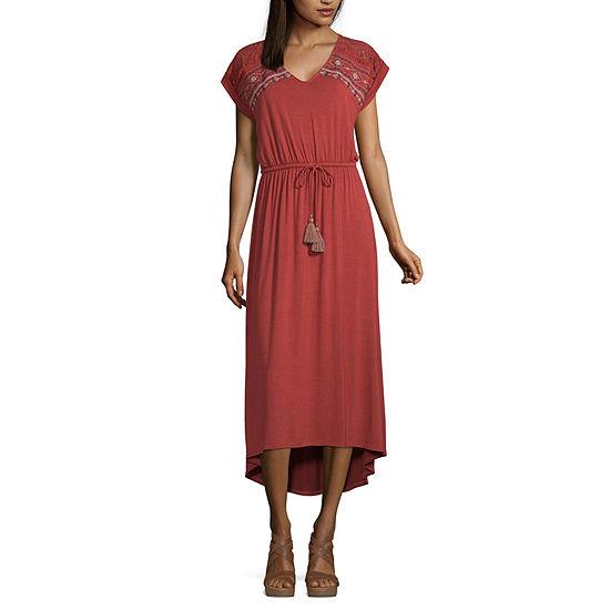 Artesia Sleeveless Maxi Dress