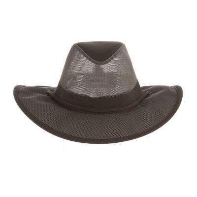 Dorfman Pacific® Supplex Mesh Safari Hat