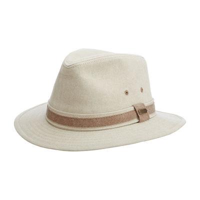 Stetson® Herringbone Safari Hat