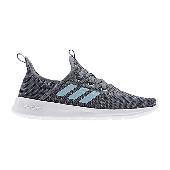 adidas Cloudfoam Pure Womens Sneakers Lace-up