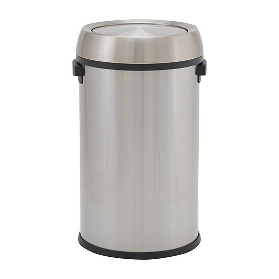 Household Essentials Napa Stainless Steel 65L Commercial Bin