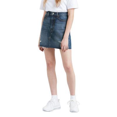 Levi's® Denim Skirt