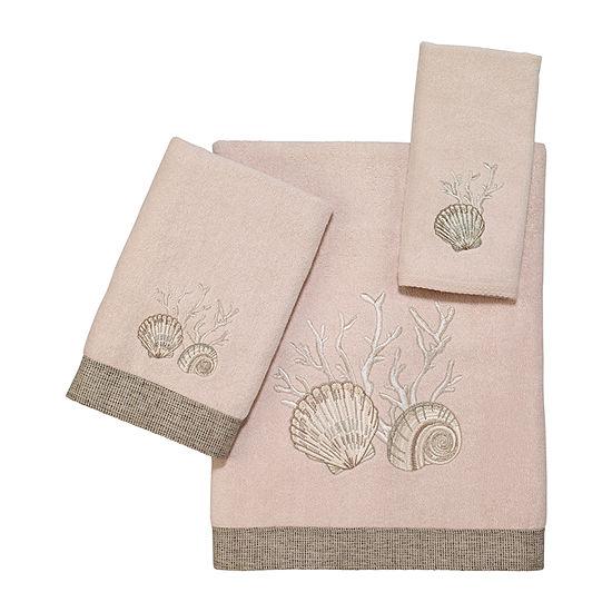 Avanti Riviera Embroidered Bath Towel