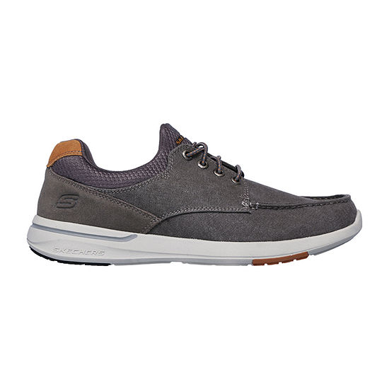 Skechers Mens Elent-Mosen Oxford Shoes