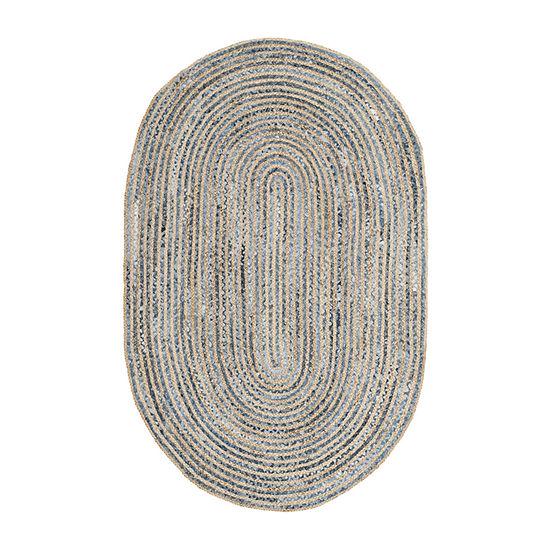 Safavieh Isador Solid Oval Rug