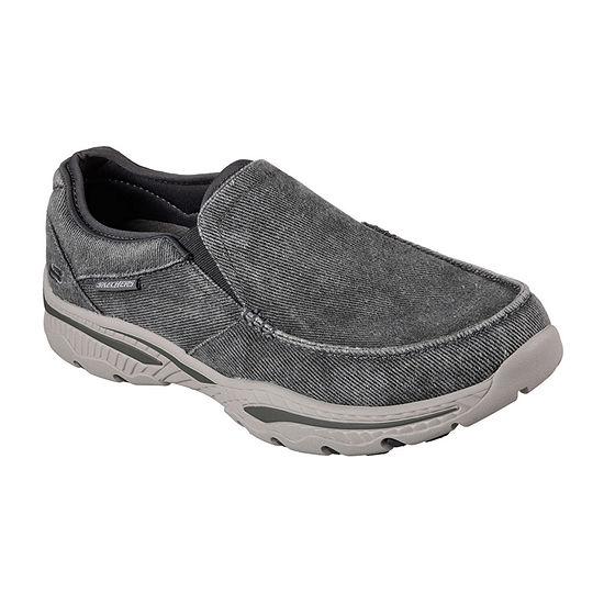 Skechers Mens Moseco Slip-On Shoe