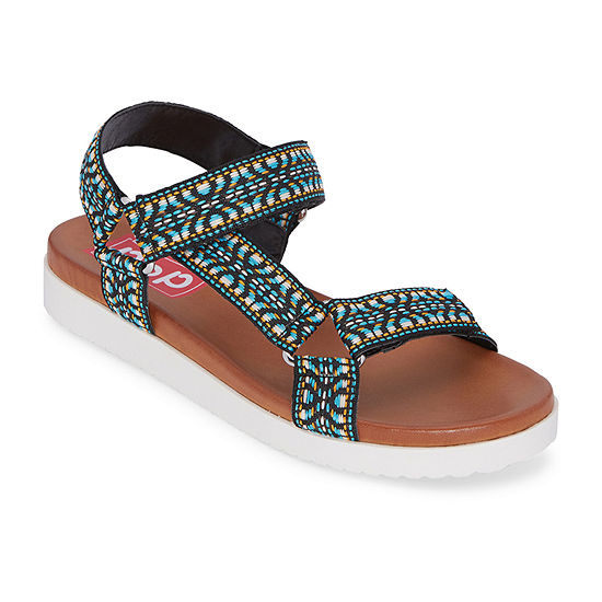 Pop Womens Santa Cruise Strap Sandals