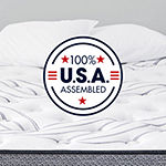 Serta® Perfect Sleeper® Kingsburg Plush Pillowtop - Mattress + Box Spring