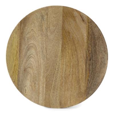 Linden Street Mango Wood Charger