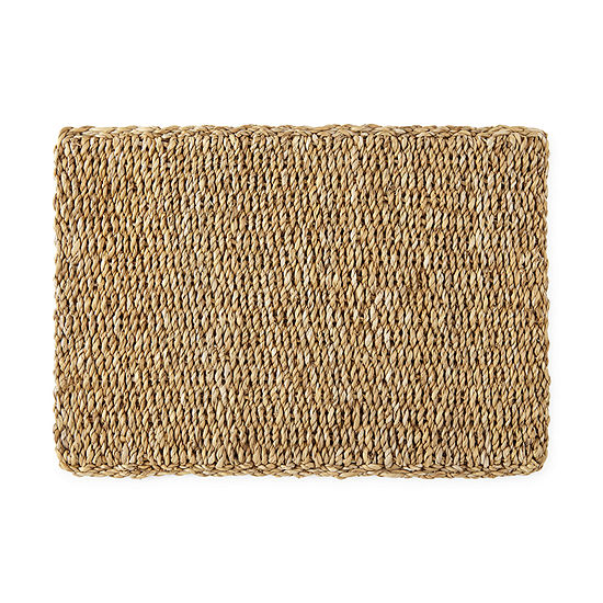 Linden Street Seagrass Placemat