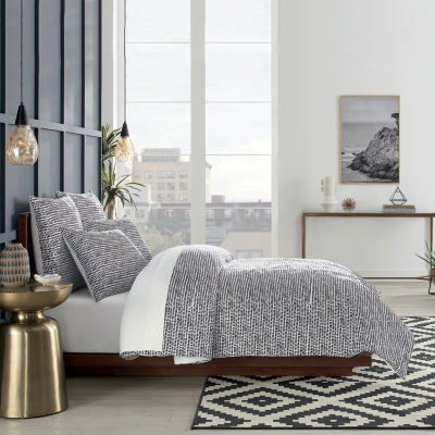 Loom + Forge Zenith 3-pc. Midweight Comforter Set
