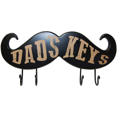 Dad's Keys Wall Decor