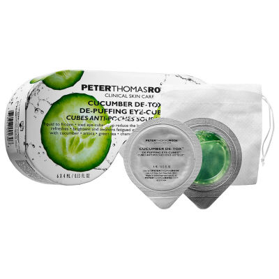 Peter Thomas Roth Cucumber De-Tox De-Puffing Eye-Cubes