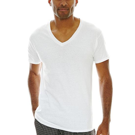 Hanes® Ultimate 3-pk. X-Temp® Comfort Cool Tagless V-Neck T-Shirt