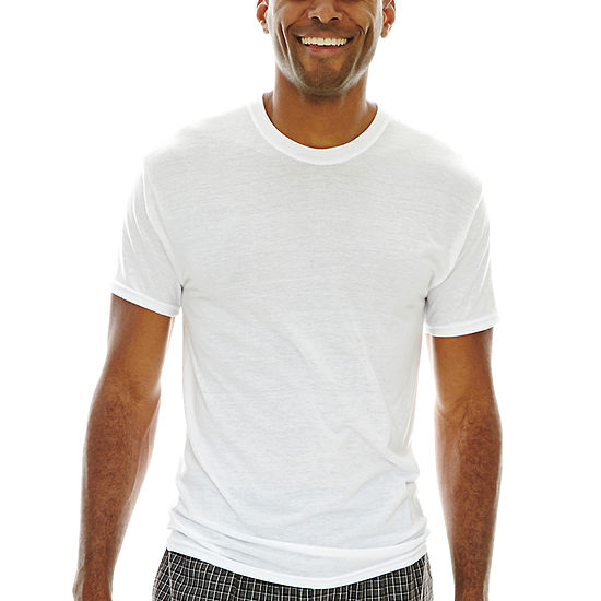 Hanes® Ultimate 3-pk. X-temp®  Active Cool Tagless Crewneck T-Shirt