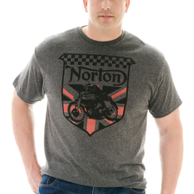 Norton® Graphic Tee-Big & Tall