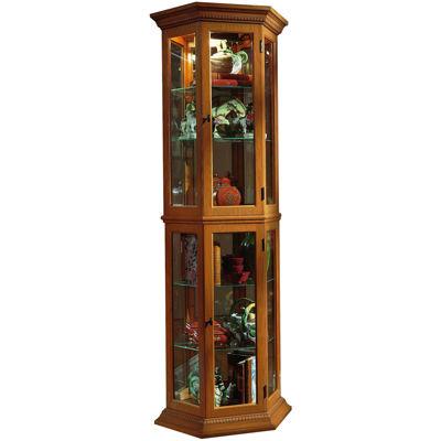 "Concord 25"" Curio Cabinet"