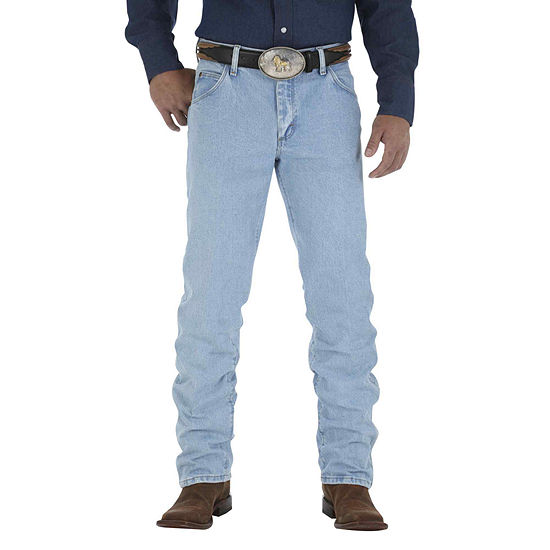 840a43a1bc0 Wrangler Regular Fit Premium Performance Cowboy Cut Jeans JCPenney