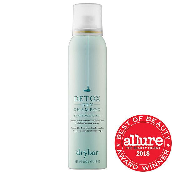 Drybar Detox Dry Shampoo- Lush Scent