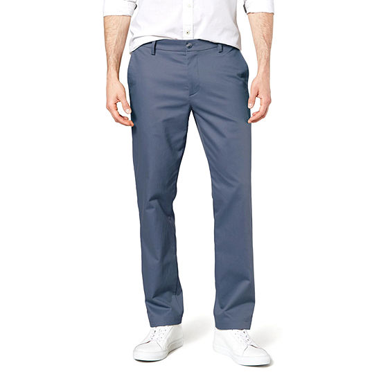 Dockers® Slim Fit Signature Khaki Lux Cotton Stretch Pants D1