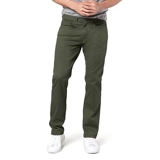 Dockers® Straight Fit Jean Cut Khaki All Seasons Tech Pants D2