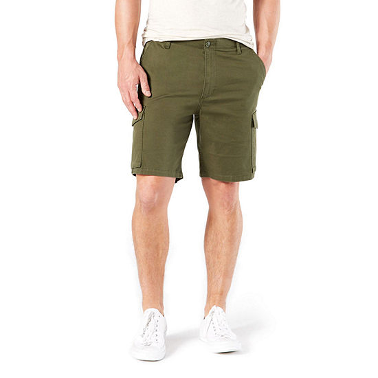 Dockers® Straight Fit Cargo Shorts D2