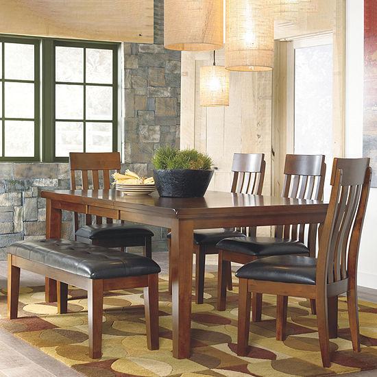 Signature Design by Ashley® Essex 6-Pc Dining Set