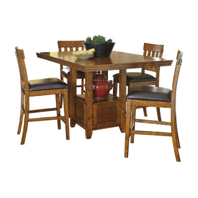 Signature Design by Ashley® Essex 5-Piece Counter Height Dining Set