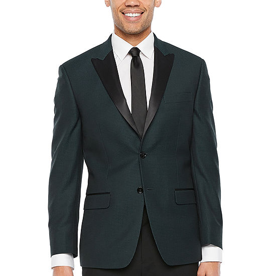 Collection by Michael Strahan  Mens Classic Fit Sport Coat