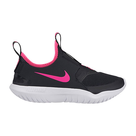 Nike Flex Runner Little Kids Girls Sneakers