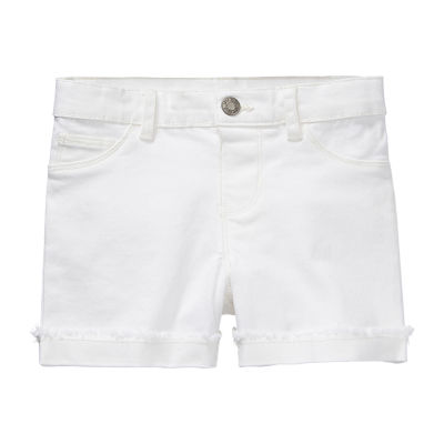 Okie Dokie Toddler Girls Denim Short