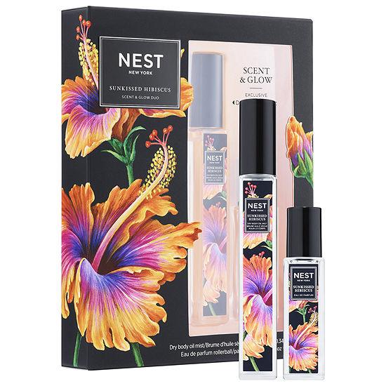 NEST New York Mini Sunkissed Perfume & Glow Set