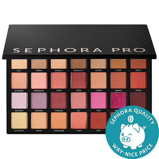 SEPHORA COLLECTION Sephora PRO New Nudes Palette